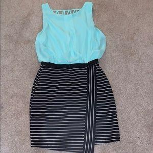 Pretty Form Fitting Dress